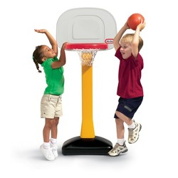 Little Tikes Tot Sports Basketball Set- Non Adjustable Post