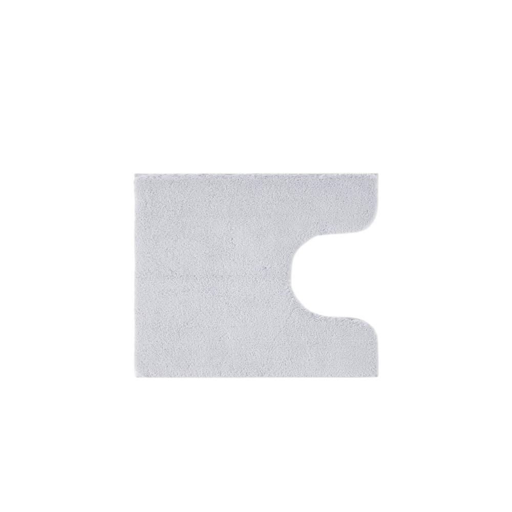 Marshmallow Memory Contour Rug - Silver - (20X24), Grey