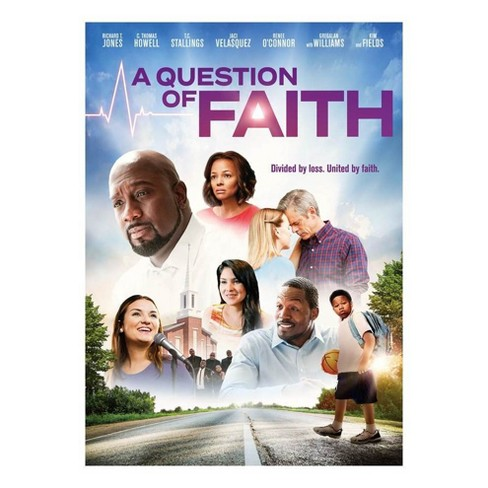 A Question of Faith (DVD) - image 1 of 1