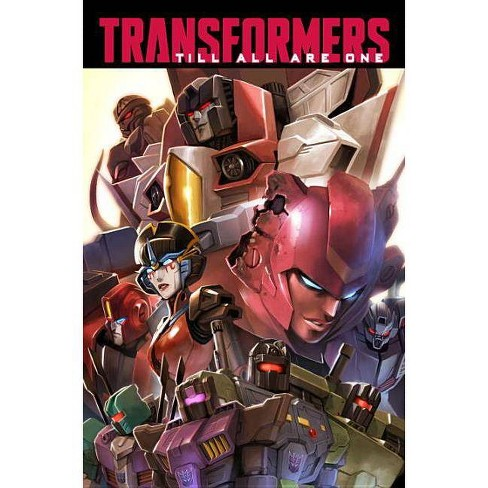 Transformers: Till All Are One, Vol. 1 - by  Mairghread Scott (Paperback) - image 1 of 1
