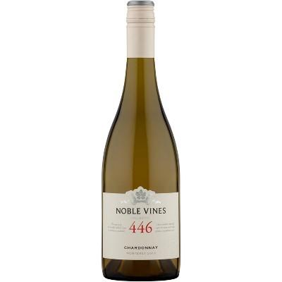 Noble Vines Chardonnay White Wine - 750ml Bottle