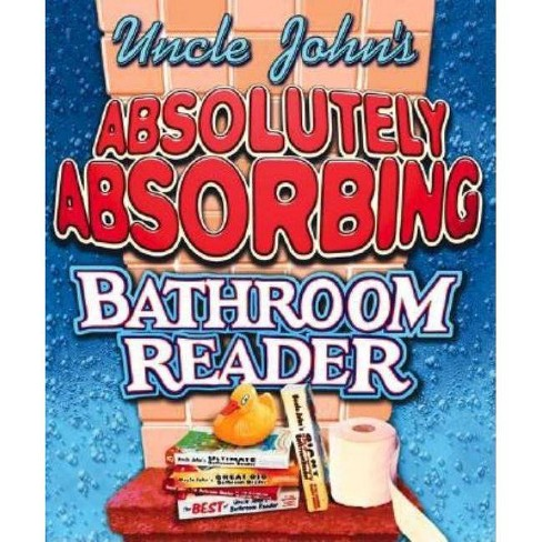 Uncle John's Absolutely Absorbing Bathroom Reader - (Rp Minis) by  Bathroom Reader's Institute - image 1 of 1