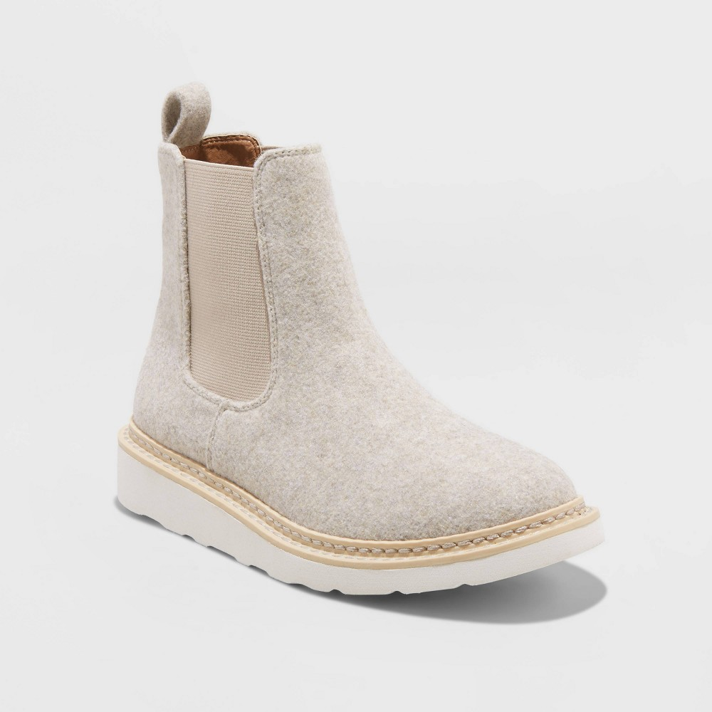 Women's Dawn Microsuede Fashion Sneakers Boots - Universal Thread