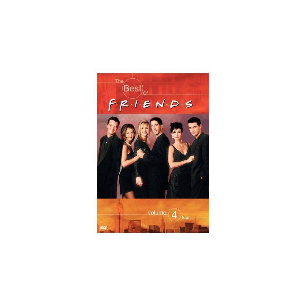The Best Of Friends Vol 4 Dvd