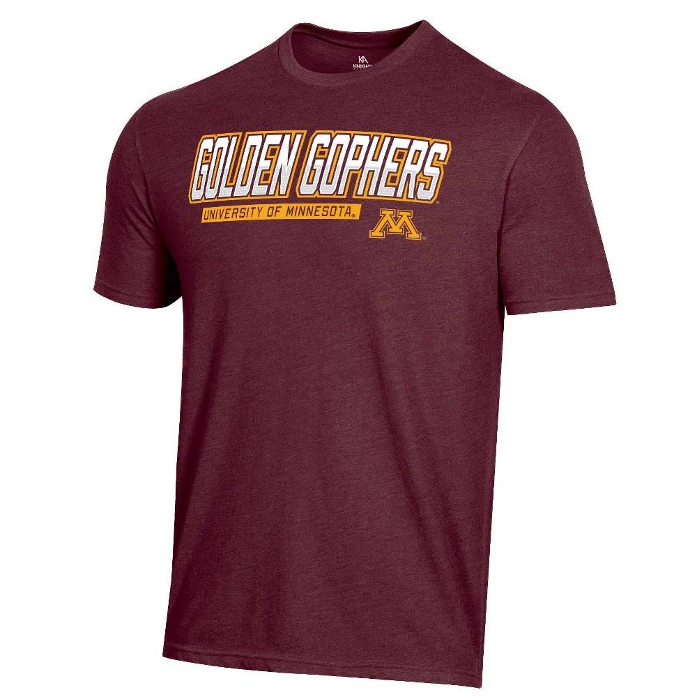 Ncaa Minnesota Golden Gophers Men 39 S Short Sleeve T Shirt M