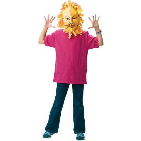 Roylco Folding Fun Masks, 8-1/4 x 10-1/2 Inches, pk of 40 - image 1 of 1