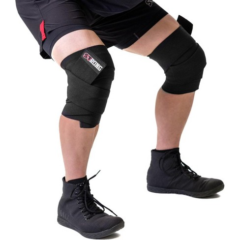 Sling Shot STrong Knee Wraps by Mark Bell - image 1 of 4