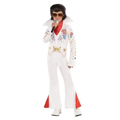 Boys' King Of Vegas Halloween Costume - image 1 of 1