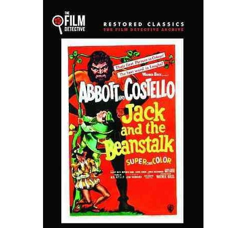 Jack And The Beanstalk (DVD) - image 1 of 1