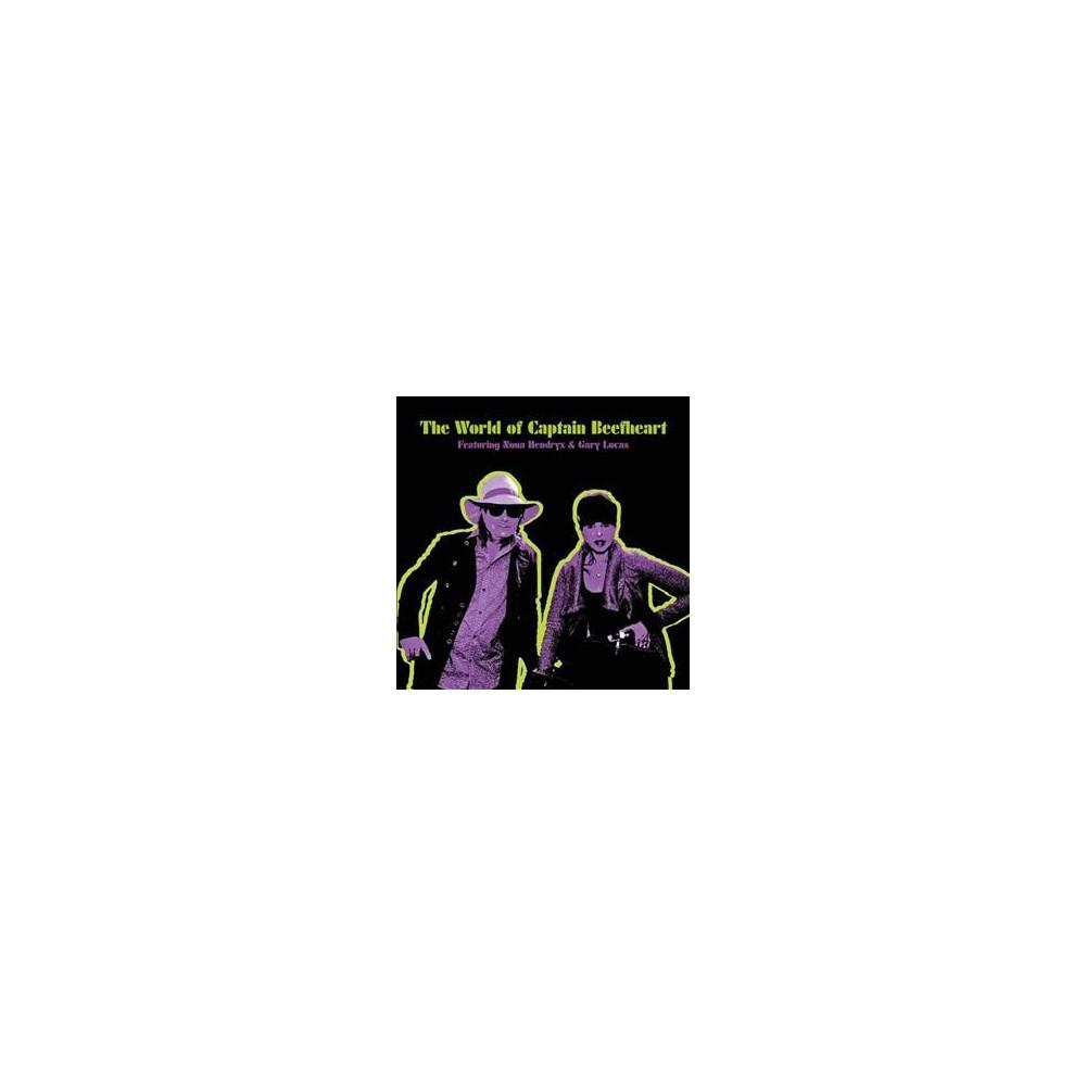 Nona Hendryx - World Of Captain Beefheart (CD)