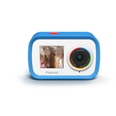 Polaroid Sport Action Camera 4k - Blue - image 1 of 4