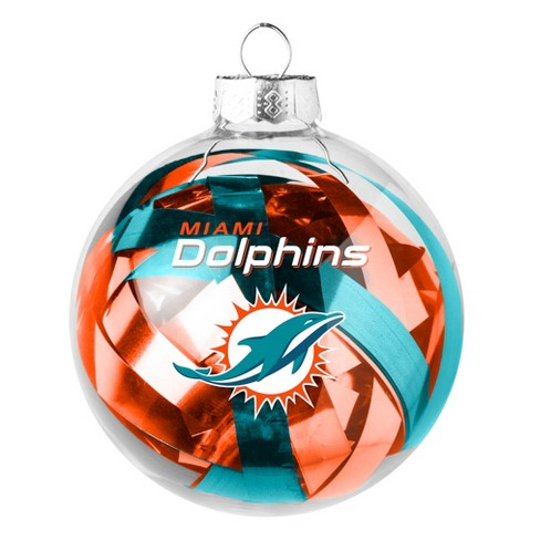 - NFL Miami Dolphins Ball Ornament : Target