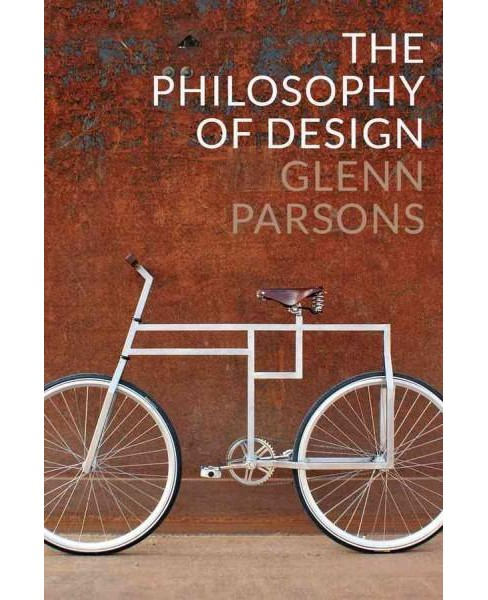 "The cover of the book ""The Philosophy of Design"" by Glenn Parsons"