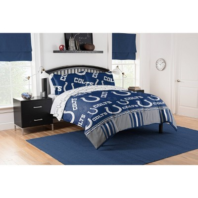 NFL Indianapolis Colts Rotary Bed Set