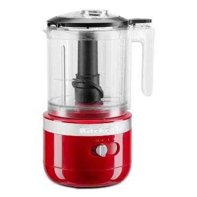 KitchenAid Variable-Speed Cordless Chopper - Empire Red