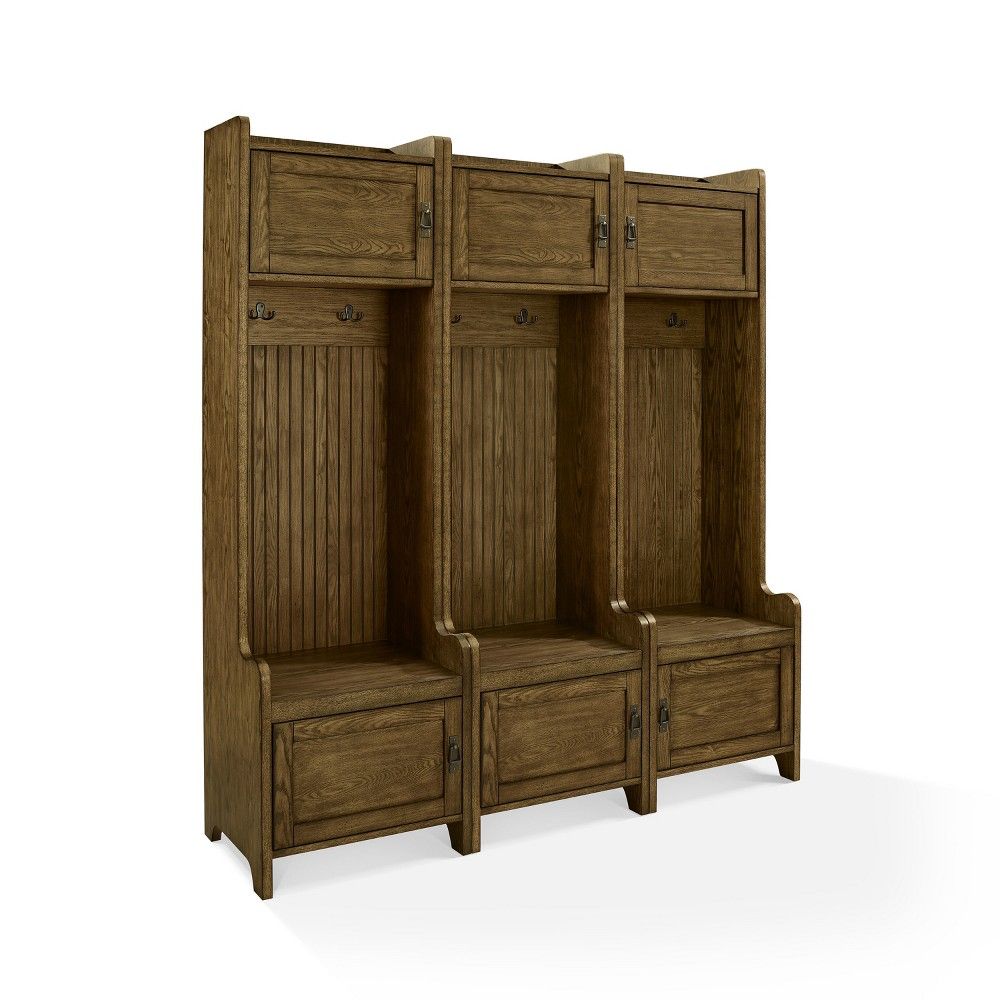 Image of 3pc Fremont Entryway Kit Three Towers Coffee - Crosley
