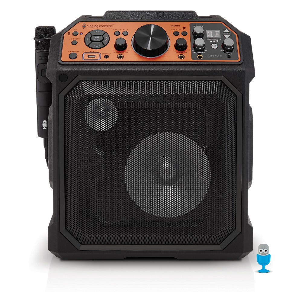 Singing Machine Karaoke Studio (SDL2093), Multi-Colored