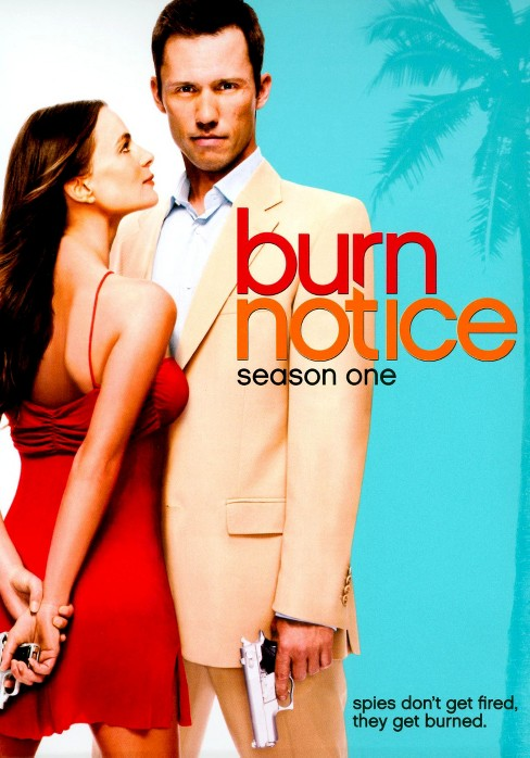 Burn Notice: Season One [4 Discs] - image 1 of 1