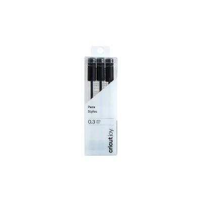 Cricut Joy 3pk 0.3 Extra Fine Point Pens