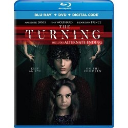 The Turning (Blu-Ray + DVD + Digital)