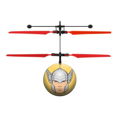 World Tech Toys Marvel Avengers Thor IR UFO Ball Helicopter