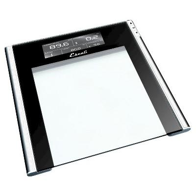 Personal Scale Black/Clear - Escali