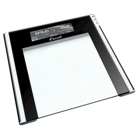 Personal Scale Black/Clear - Escali - image 1 of 1