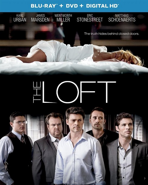 The Loft (2 Discs) (Blu-ray/DVD) - image 1 of 1