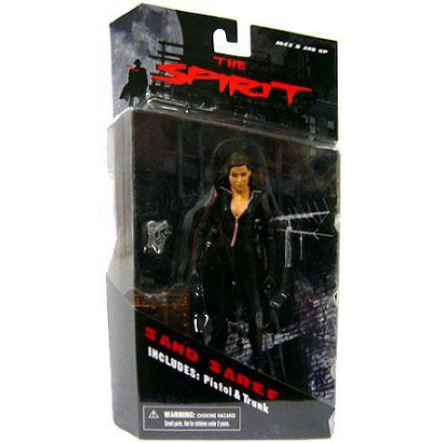 The Spirit Sand Seref Action Figure - image 1 of 1