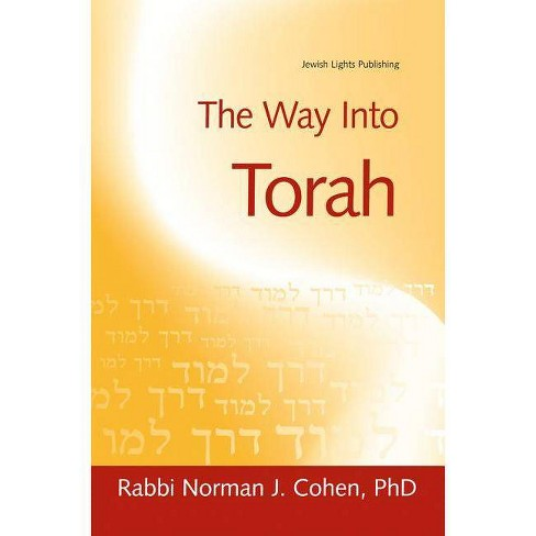 The Way Into Torah - (Way Into--) by  Norman J Cohen (Paperback) - image 1 of 1