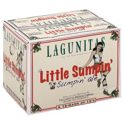 Lagunitas Little Sumpin' Sumpin' Ale Beer - 12pk/12 fl oz Bottles
