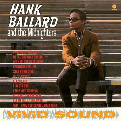 Hank Ballard - Hank Ballard And The Midnighters (Vinyl) - image 1 of 1