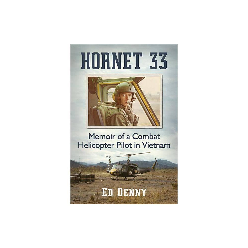 Hornet 33 By Ed Denny Paperback