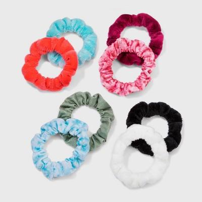 Kids' 6pk Skinny Hair Twisters – art class™