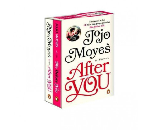 Me Before You and After You (Reprint) (Paperback) (Jojo Moyes) - image 1 of 1
