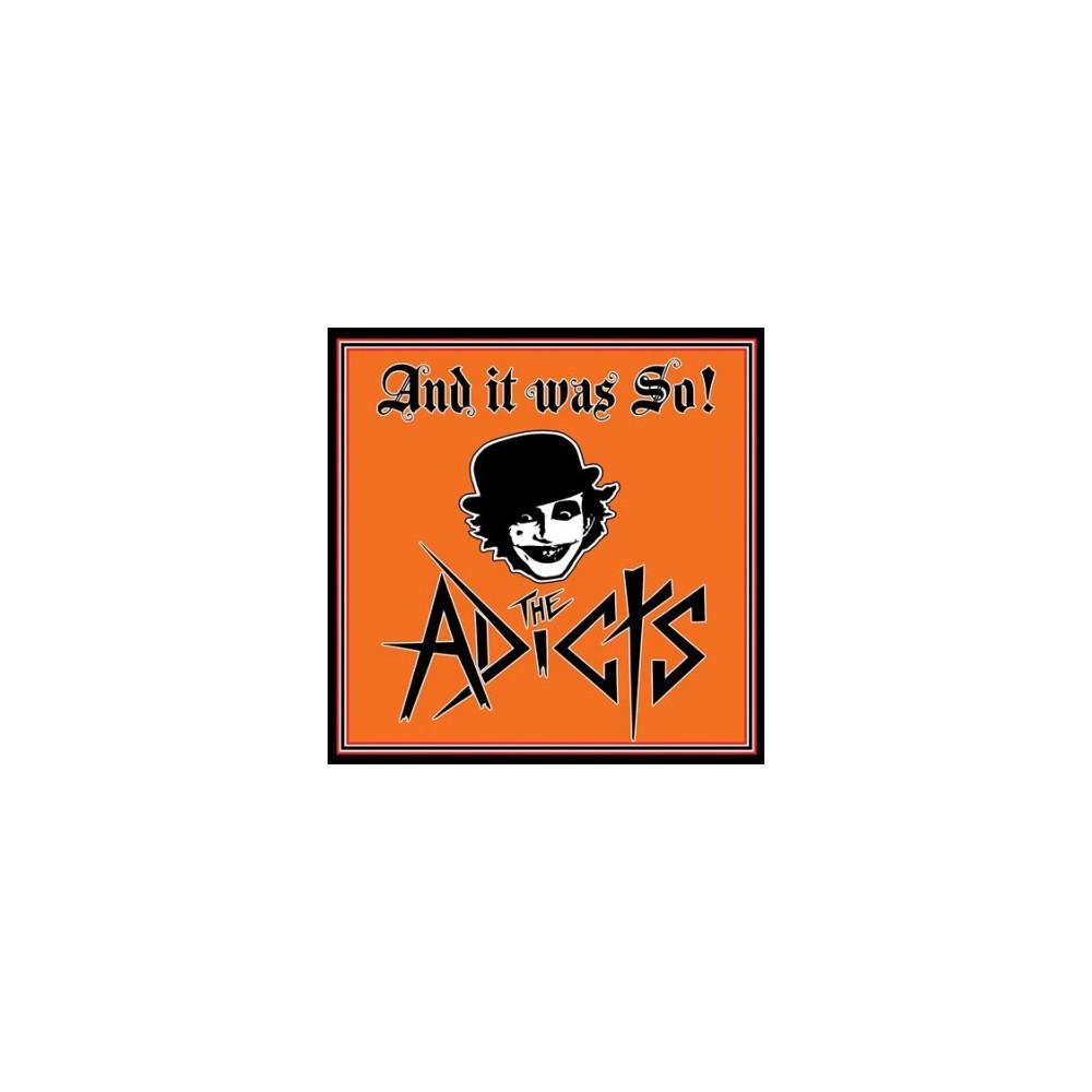 Adicts - It Was So (Vinyl)
