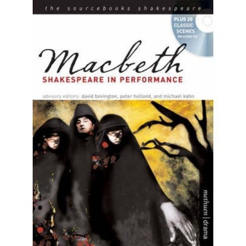 Macbeth - (Sourcebooks Shakespeare) by  William Shakespeare (Mixed media product) - image 1 of 1