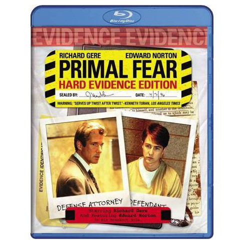 Primal Fear (Blu-ray) - image 1 of 1