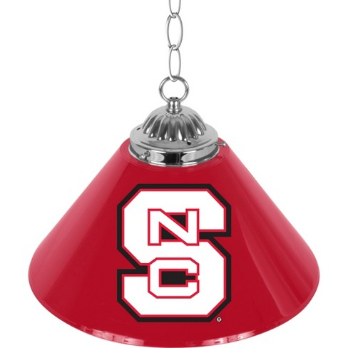"NCAA NC State Wolfpack Single Shade Bar Lamp - 14"" - image 1 of 1"