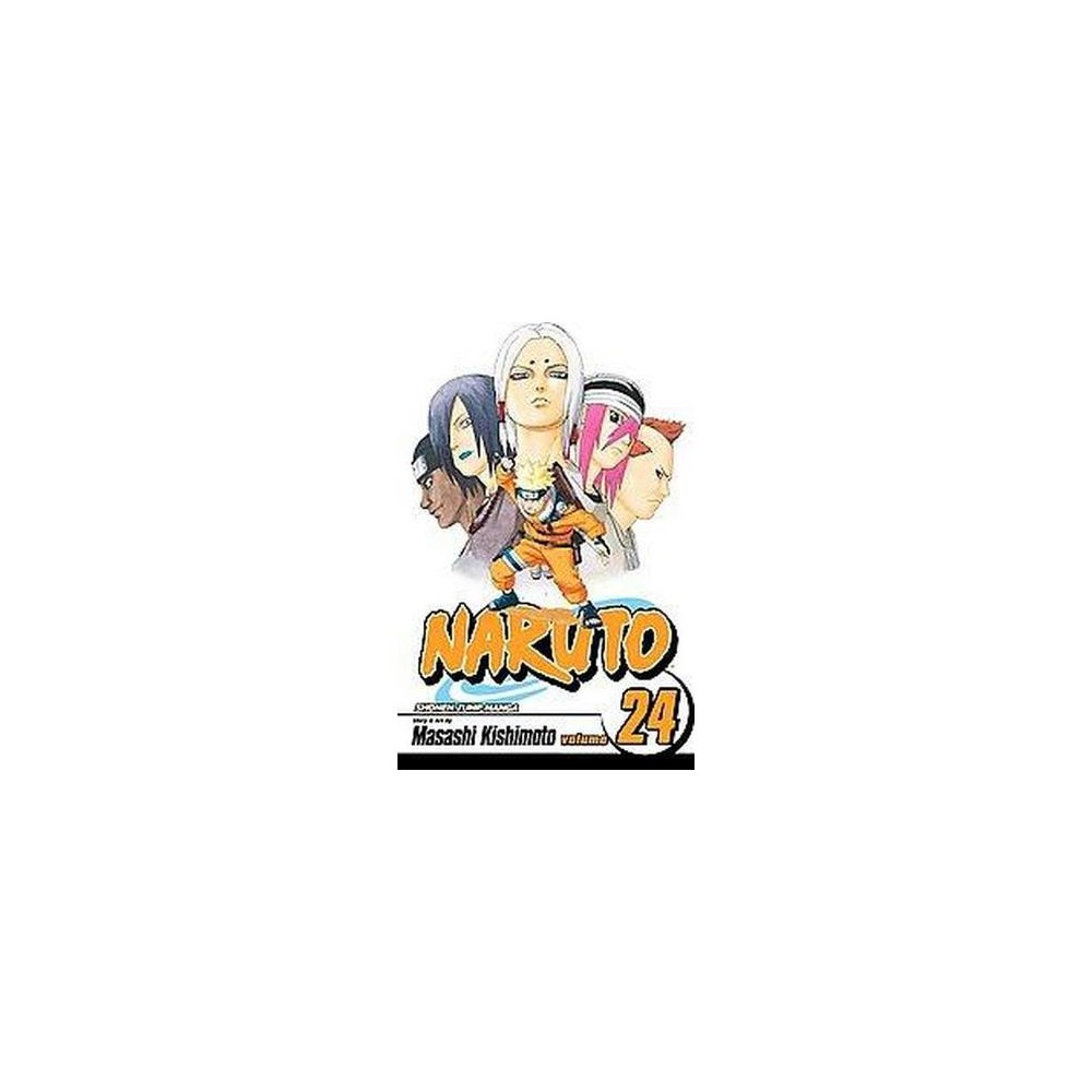 Naruto 24 : Unorthodox (Paperback) (Masashi Kishimoto)