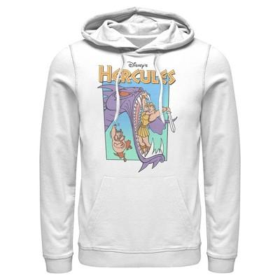 Men's Hercules Hydra Monster Pull Over Hoodie
