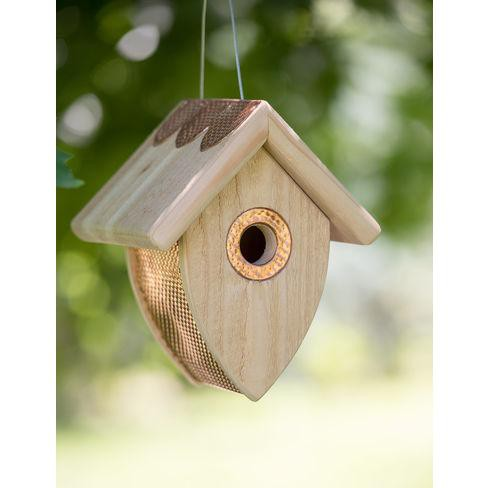 Cedar Acorn Bird House - Gardener's Supply Company - image 1 of 1