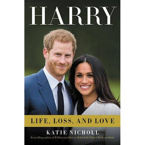 Harry - by  Katie Nicholl (Hardcover) - image 1 of 1