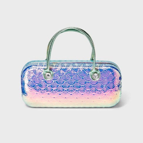 Girls' Holographic Sunglass Case - Cat & Jack™ - image 1 of 1