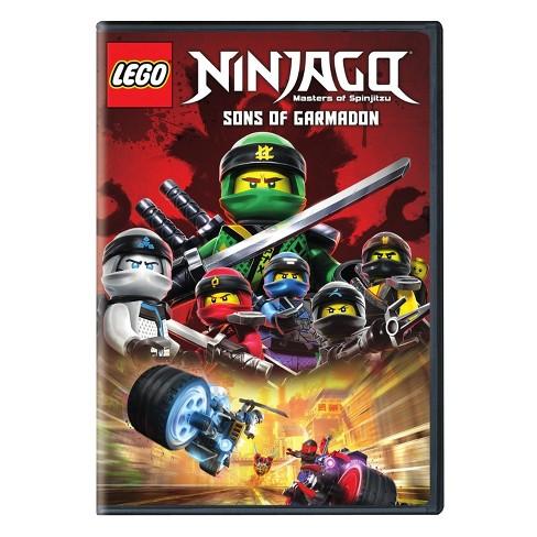 Lego Ninjago: Masters Of Spinjitzu: Season 8 (DVD) - image 1 of 1
