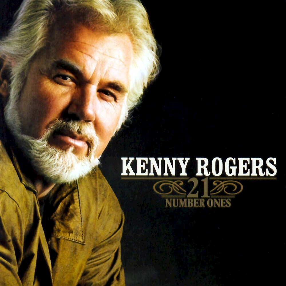 Kenny Rogers - 21 Number Ones (CD) Top