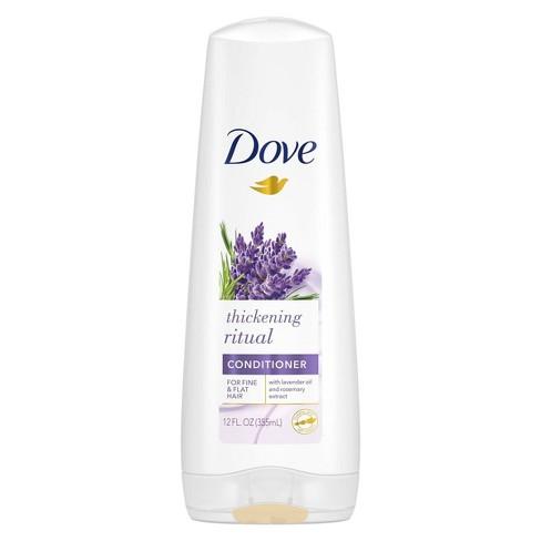 Dove Beauty Nourishing Secrets Thickening Rituals Conditioner- 12 fl oz - image 1 of 4