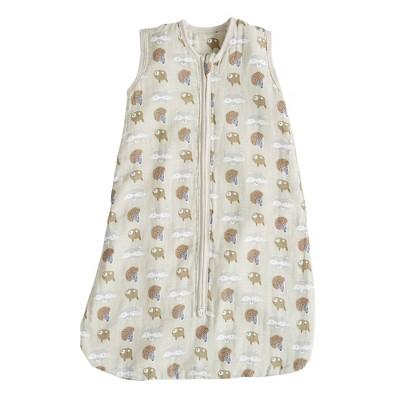 Patina Vie Sleepsack 100% Cotton Swaddle Blanket - Woodland Friends