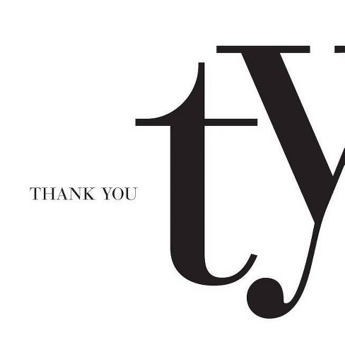Thank You - by  Amelia Riedler (Hardcover) - image 1 of 1