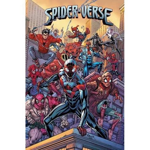 Spider-Verse: Spider-Zero - (Paperback) - image 1 of 1